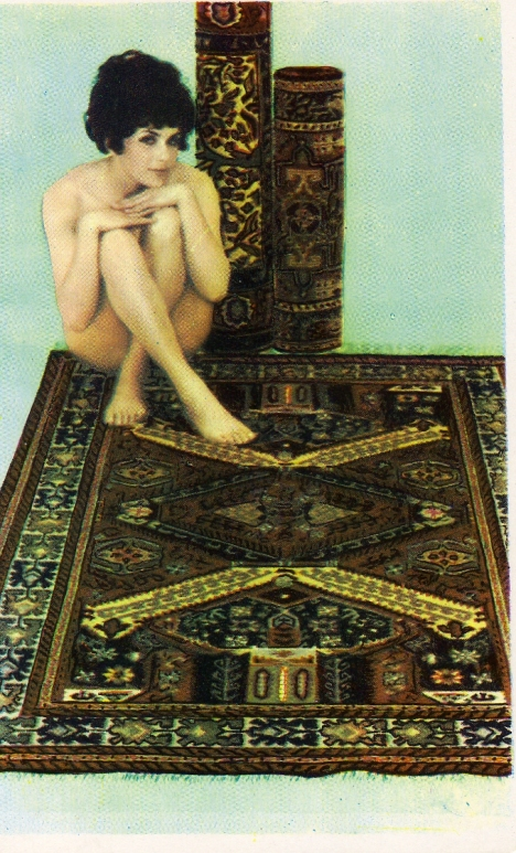Békésszentandrási Szőnyegszövő - 1971