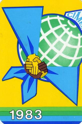 CIMEA (Serdülők Világszövetsége, kisdobosok) - 1983