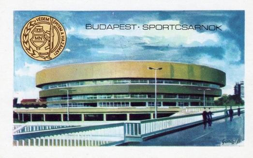 Magyar Néphadsereg - Védem, építem sorozat (Budapest Sportcsarnok) - 1984