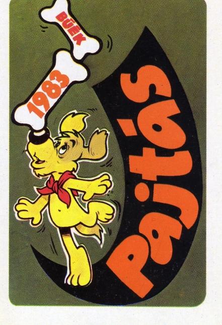 Pajtás újság - 1983