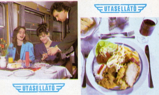 Utasellátó - 1989